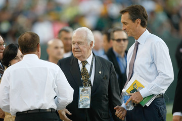 Chris Collinsworth New Orleans Saints v Green Bay Packers