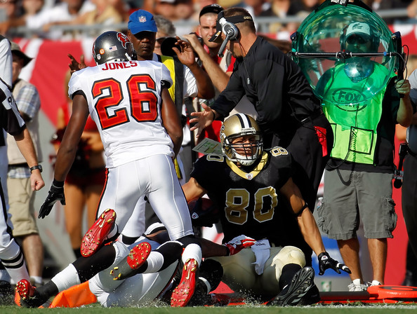 New Orleans Saints v Tampa Bay Buccaneers - 1 of 4