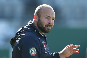 Glenn Stewart New South Wales Blues Training Session
