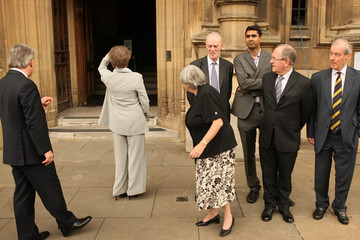 Anne Widdecombe A New Speaker Of The House Of Commons Is Elected