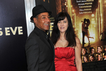 """Giancarlo Esposito """"New Year's Eve"""" New York Premiere - Inside Arrivals"""