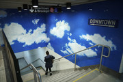New York's 72nd St. Subway Stationed Adorned With Yoko Ono Artwork