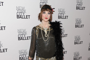 Ashley Bouder New York City Ballet's 2010 Dance With The Dancers Benefit