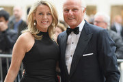 Deborah Norville and guest  attend The New York City Ballet 2017 Spring Gala at David H. Koch Theater at Lincoln Center on May 4, 2017 in New York City.