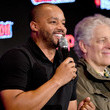 Clancy Brown and Donald Faison