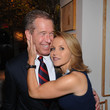 Katie Couric and Brian Williams