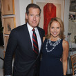 Brian Williams Katie Couric Photos