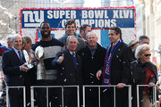 Tom Coughlin and Michael Bloomberg Photos Photo