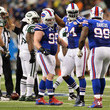 Kyle Williams and Marcell Dareus Photos