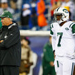 Rex Ryan and Geno Smith Photos