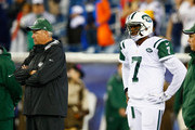 Rex Ryan and Geno Smith Photos Photo