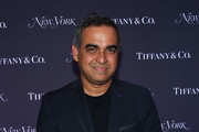 Clothing designer Bibhu Mohapatra attends the New York Magazine 50th Anniversary Party at Katz's Delicatessen on October 24, 2017 in New York City.