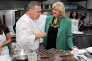 Gillian Duffy and Jacques Torres Photos Photo