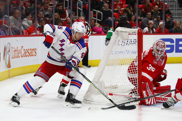 Nick holden in new york rangers v detroit red wings zimbio new york rangers v detroit red wings publicscrutiny Image collections