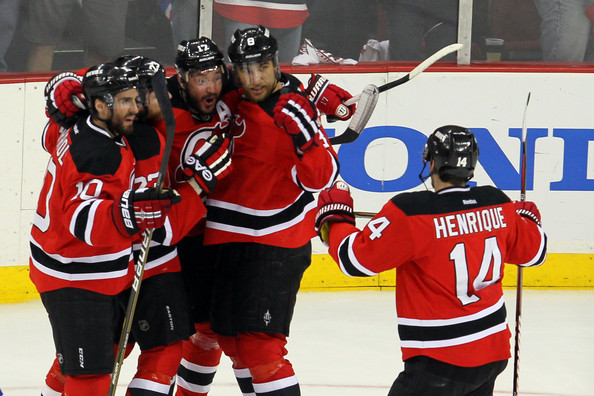New York Rangers v New Jersey Devils - Game Six