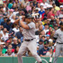 Matt Holliday Photos - Matt Holiday #17 of the New York Yankees stands at home plate during the sixth inning of a game against the Boston Red Sox at Fenway Park on July 15, 2017 in Boston, Massachusetts. The Yankees won 4-1 in sixteen innings. - New York Yankees v Boston Red Sox