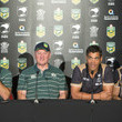Cameron Smith Tim Sheens Photos