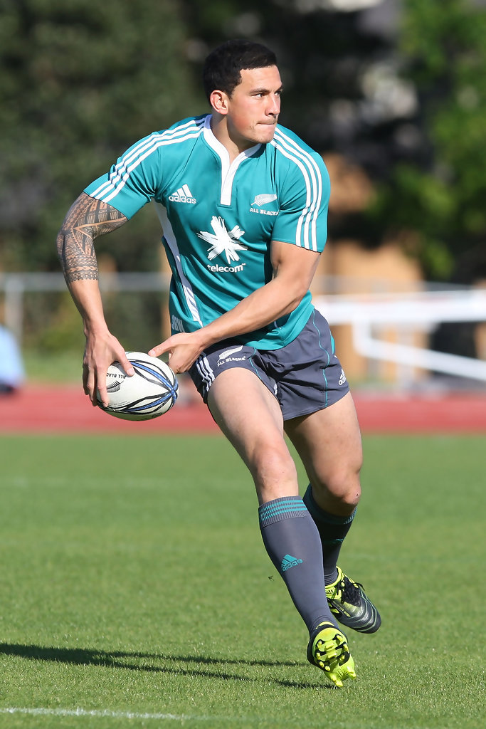Sonny Billy Williams future, Toronto Wolfpack, rugby ... |Sonny Bill Williams Training