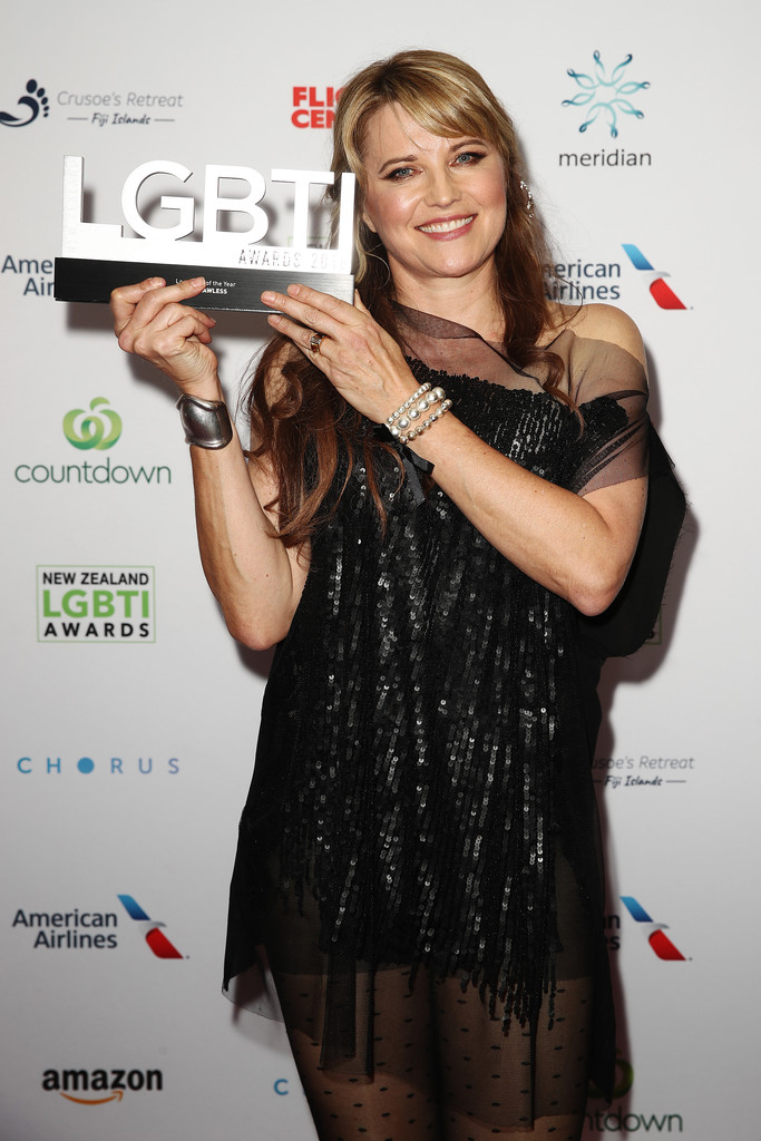Lucy Lawless - Lucy Lawless Photos - New Zealand LGBTI