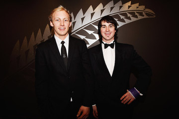 Ben Griffin New Zealand Olympic Committee Gala Dinner