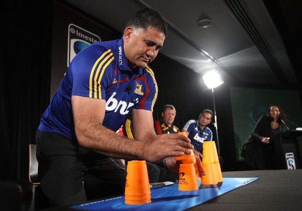 New Zealand Super Rugby Squads Announcement