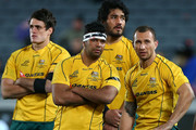 Quade Cooper and Kurtley Beale Photos Photo