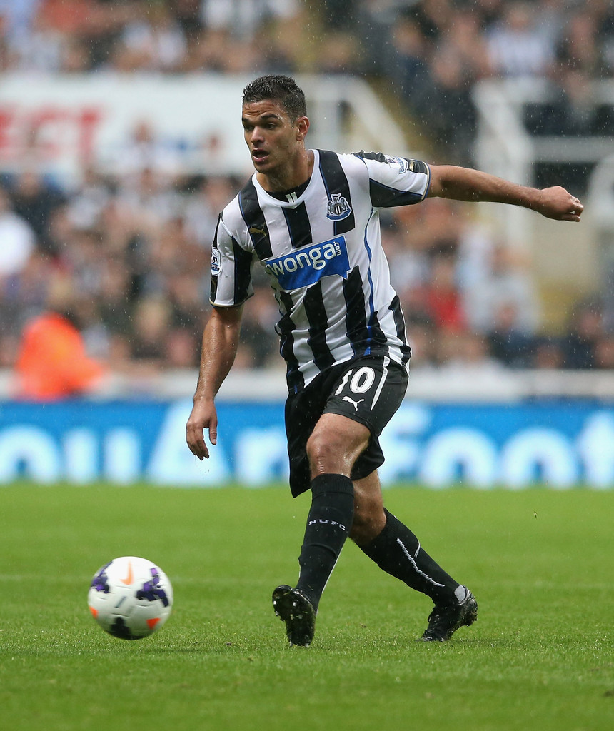 Hatem Ben Arfa s s Newcastle United v West Ham United