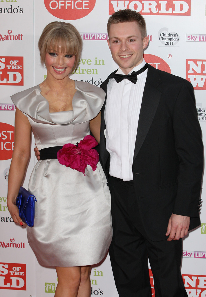 Katie Piper Katie Piper Photos News Of The World Children S Champion Awards Zimbio