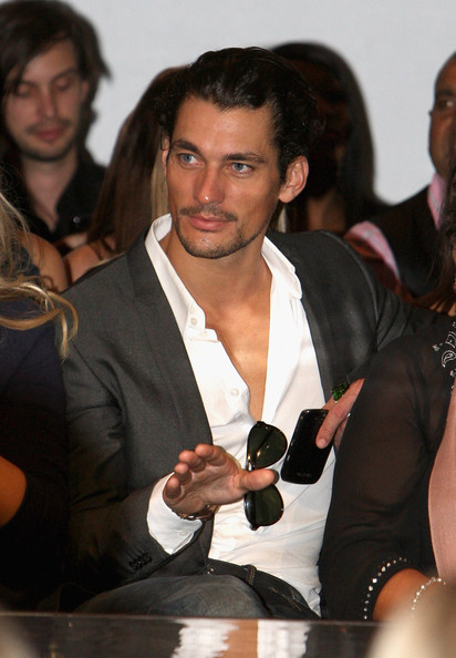 david gandy 2009 - group picture, image by tag - keywordpictures.com