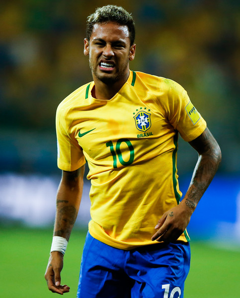 neymar photos photos brazil v chile 2018 fifa world