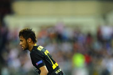 Neymar Club Atletico de Madrid v FC Barcelona