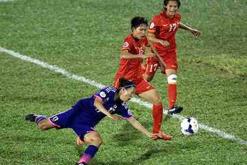 Nguyen Thi Ngoc Anh AFC Women's Asian Cup