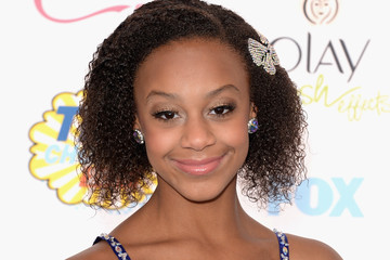 Nia Frazier Arrivals at the Teen Choice Awards