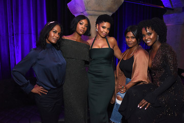 """Nia Long Special Screening Of Netflix's """"Nappily Ever After"""" - After Party"""