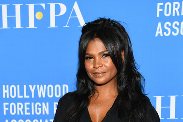Nia Long Hollywood Foreign Press Association's Grants Banquet - Arrivals