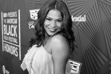 Nia Long BET Presents the American Black Film Festival Honors - Red Carpet