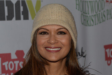 Nia Peeples Arrivals at the Hollywood Christmas Parade — Part 3