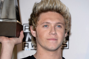 Niall Horan American Music Awards Press Room — Part 2