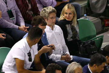 Niall Horan 2015 Australian Open - Day 14