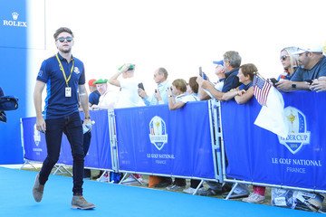 Niall Horan 2018 Ryder Cup - Opening Ceremony