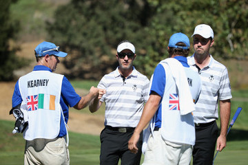 Niall Kearney 2015 PGA Cup - Day Two
