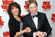 """Andrea Martin and Martin Short attend the """"Nice Work If You Can Get It"""" Broadway opening night at the Imperial Theatre on April 24, 2012 in New York City."""