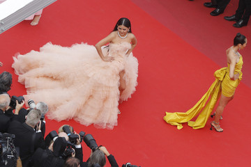 Nichapat Suphap 'Once Upon A Time In Hollywood' Red Carpet - The 72nd Annual Cannes Film Festival