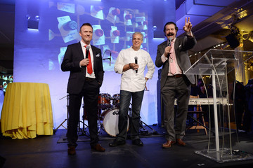 Nicho Lowry City Harvest Bid Against Hunger Tasting Event