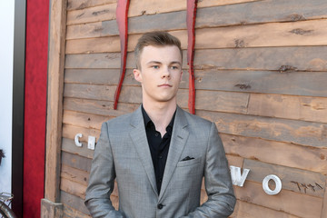 Nicholas Hamilton Premiere Of Warner Bros. Pictures' 'It Chapter Two' - Red Carpet