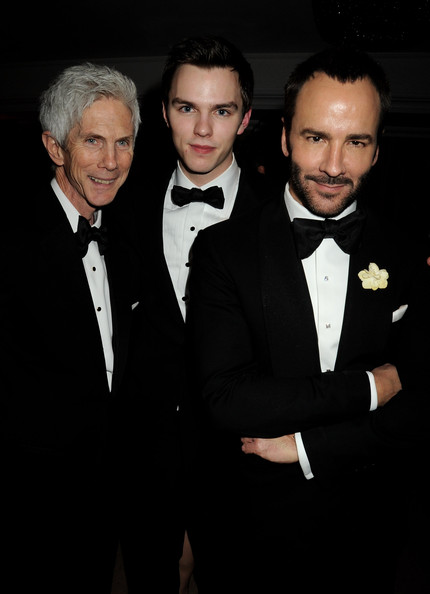 in this photo tom ford nicholas hoult richard buckley l r richard. Cars Review. Best American Auto & Cars Review