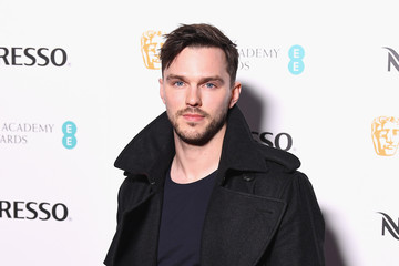 Nicholas Hoult EE British Academy Film Awards Nominees Party - Red Carpet Arrivals