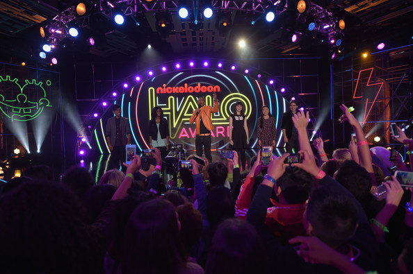 Nickelodeon Halo Awards - Show