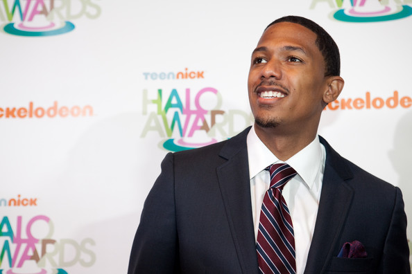 Nick Cannon Nick Cannon, TeenNick Chairman, arrives at a screening hosted by ...