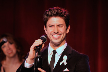 Nick Adams Celebs a a Benefit Concert in NYC